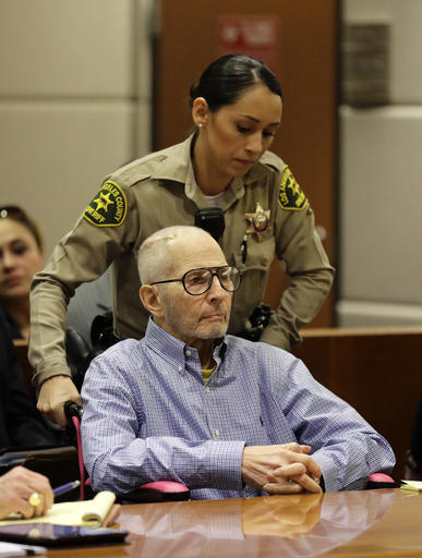 Preliminary Evidence Piles Up in Robert Durst Murder Trial